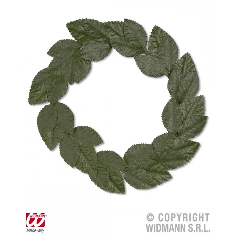 Corona Laurel Verde