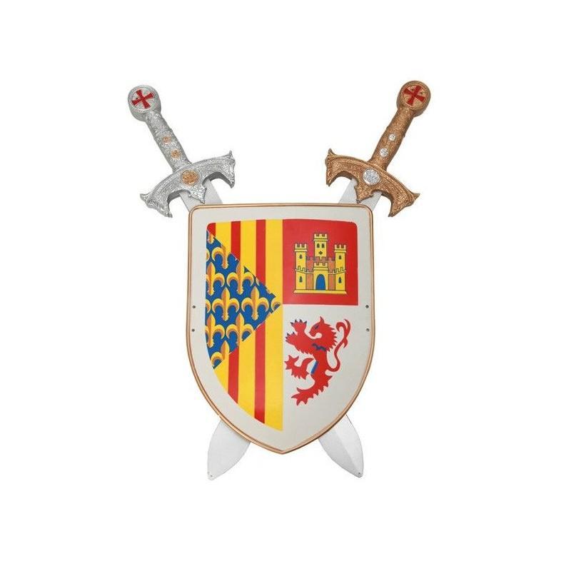 Escudo Medieval Xon