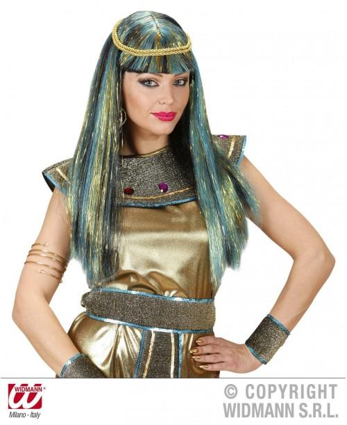 Peluca new age Cleopatra
