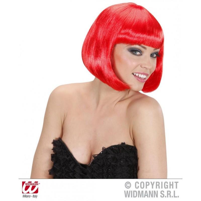 Peluca Lovely roja