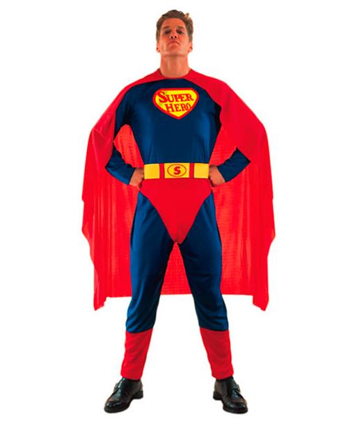 Disfraz de Super Héroe
