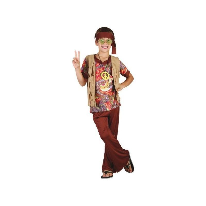 Disfraz de Hippie Chico