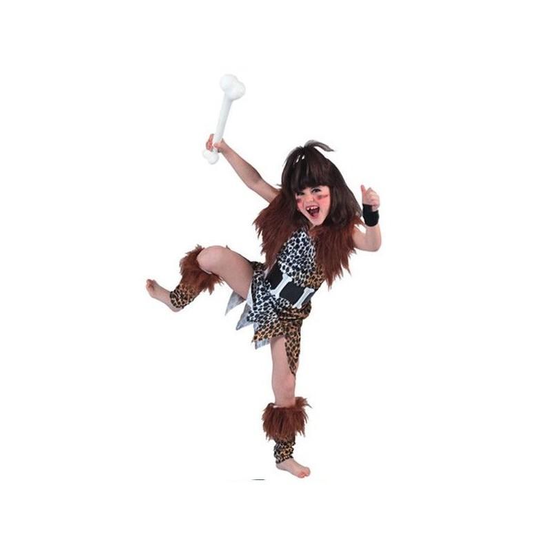 Disfraz de Cavernícola Chica