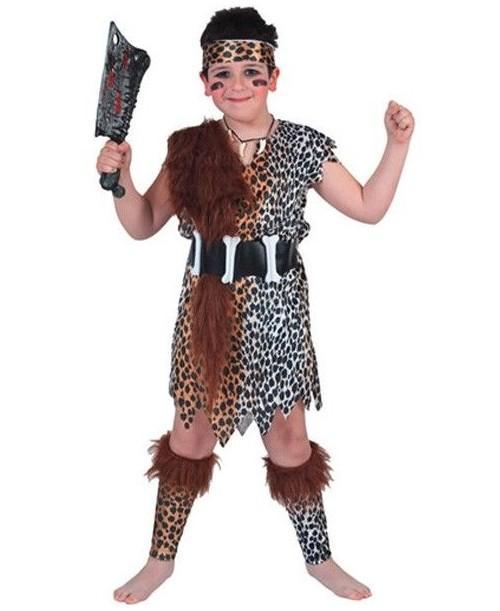 Disfraz de Cavernicola Chico