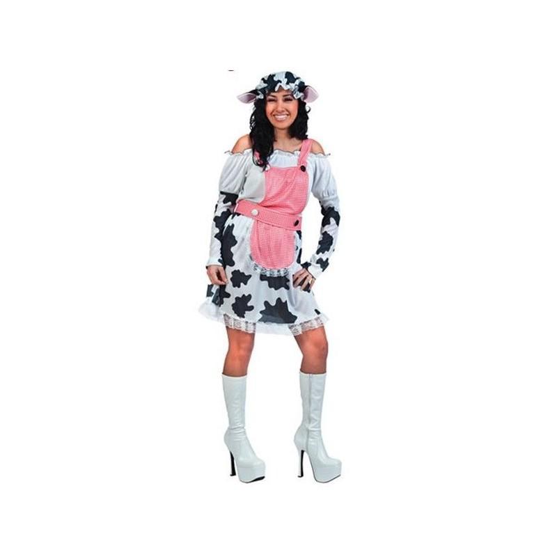 Disfraz de Vaca Lechera