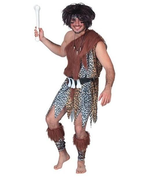 Disfraz de Hombre Cavernícola