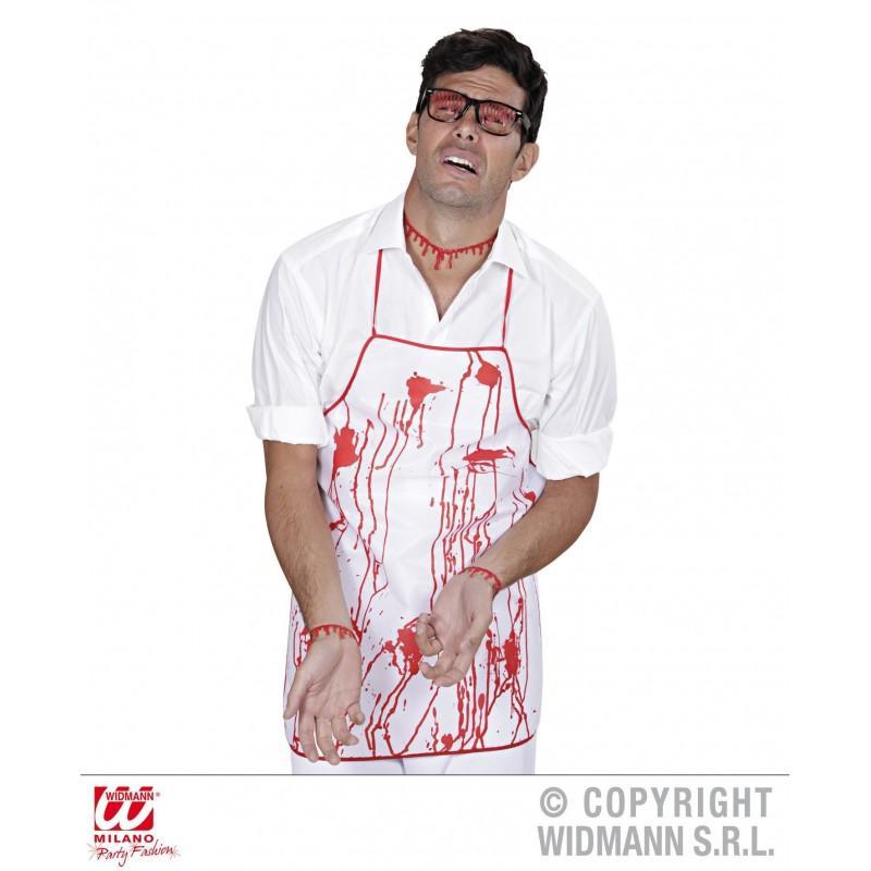 Collar Gotas de Sangre