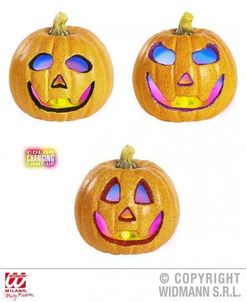 Calabazas Halloween Brillantes