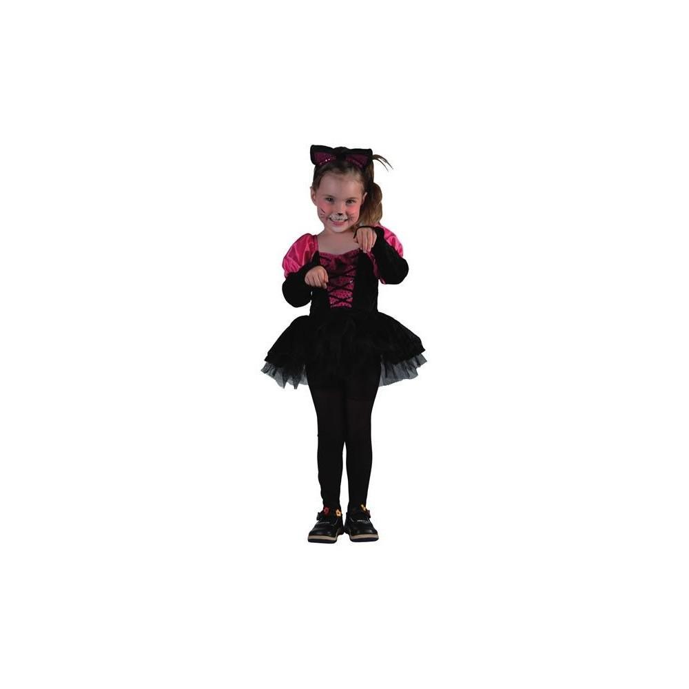 Disfraz Divertido de Gatita para Niñas | Disfraces Online