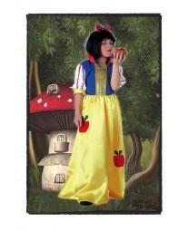 Disfraz de Princesa de los Enanitos para niña