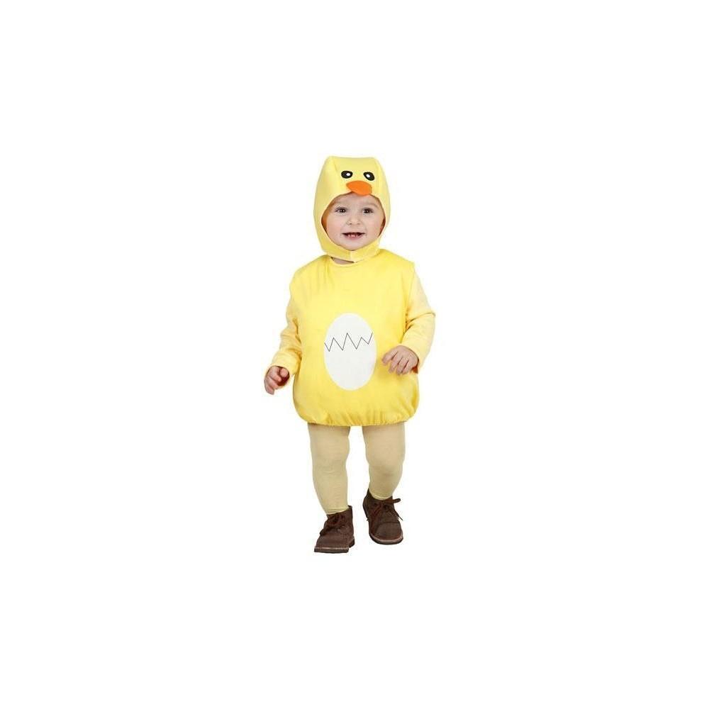 Disfraz de pollito para ni os en carnaval comprar online - Disfraces de gatos para ninos ...