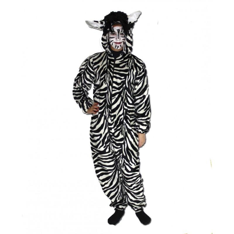 Disfraz de Cebra para adultos