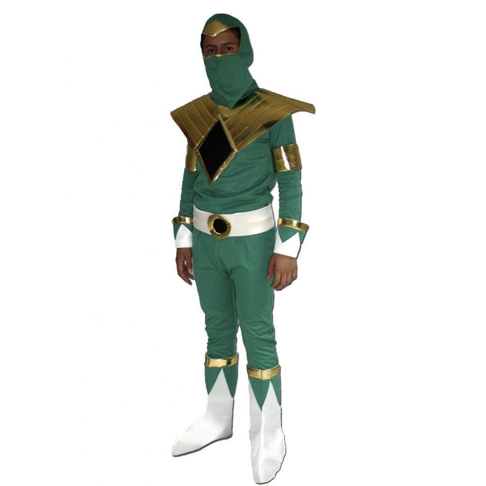 Disfraz de ninja verde adultos comprar disfraces online - Disfraces navidenos originales ...