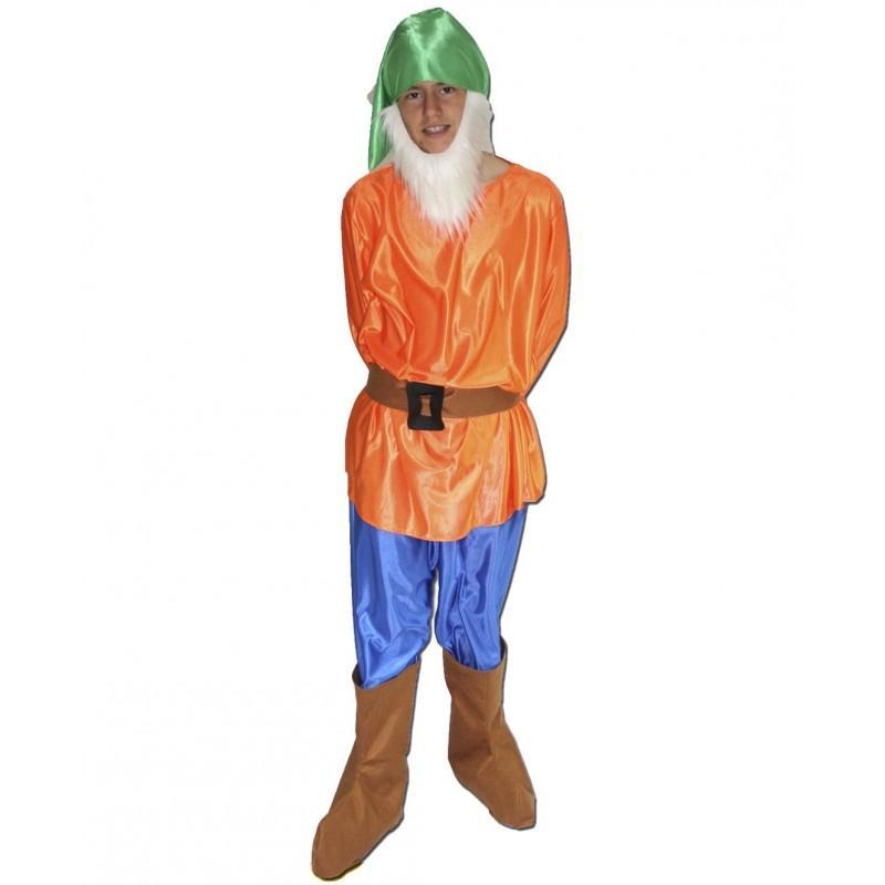 Disfraz de Enanito para adultos