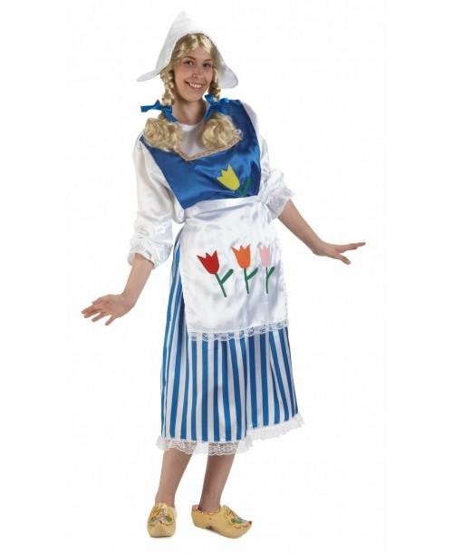 Disfraz de Mujer Tulipán