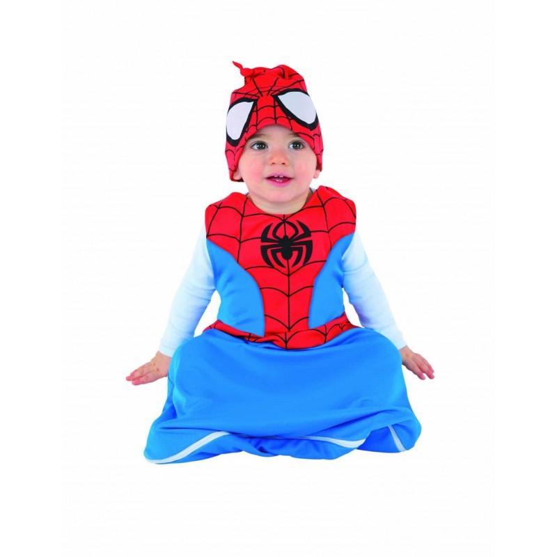Disfraz de Spiderman para Bebés