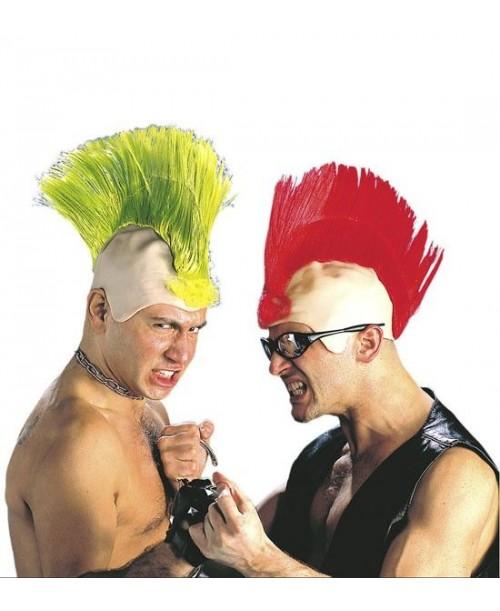 Gorro Punk con Cresta