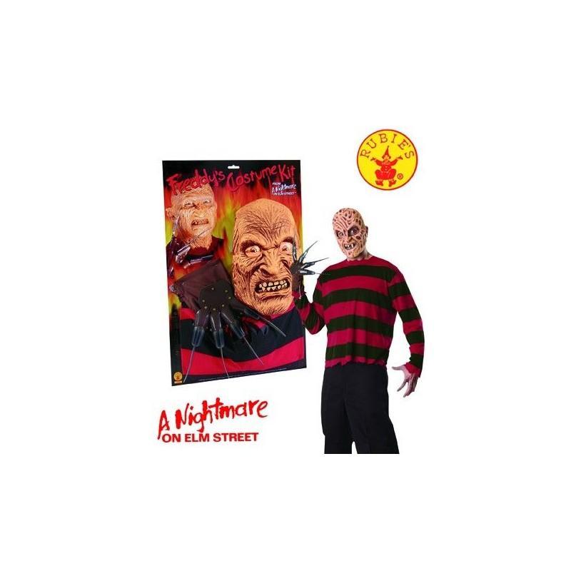 Kit Blister Freddy Kruegger