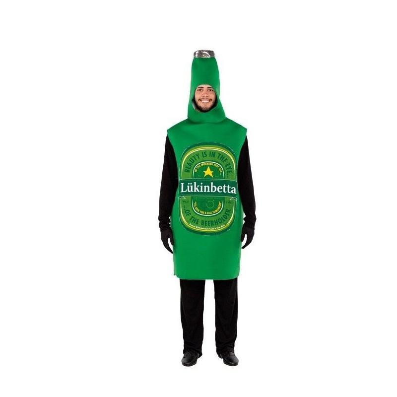 Disfraz de Hombre Cerveza