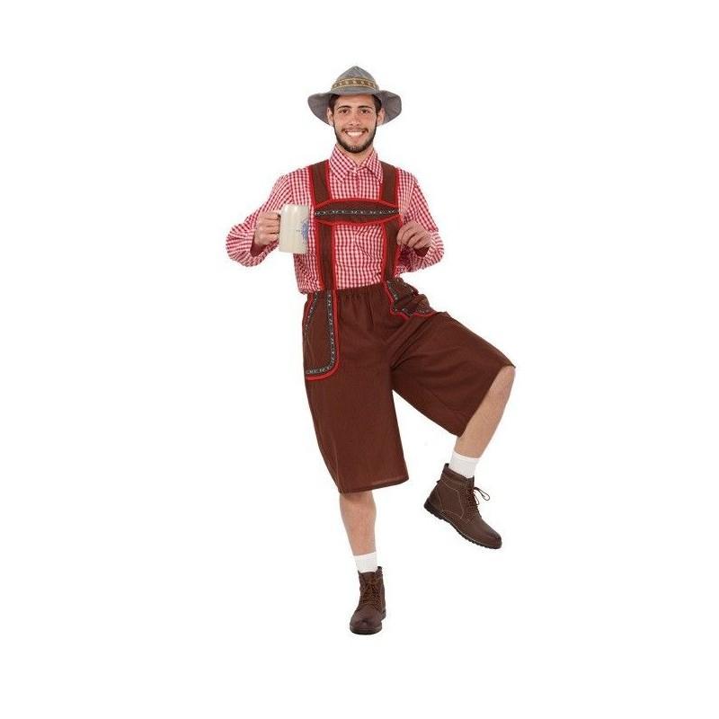 Disfraz de Tirolés
