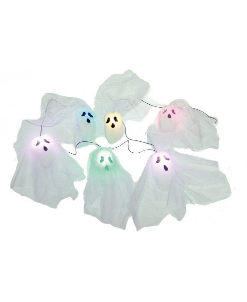 Guirnalda Fantasmas con Luz