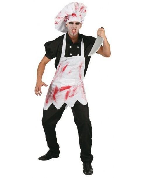 Disfraz de Chef Sangriento