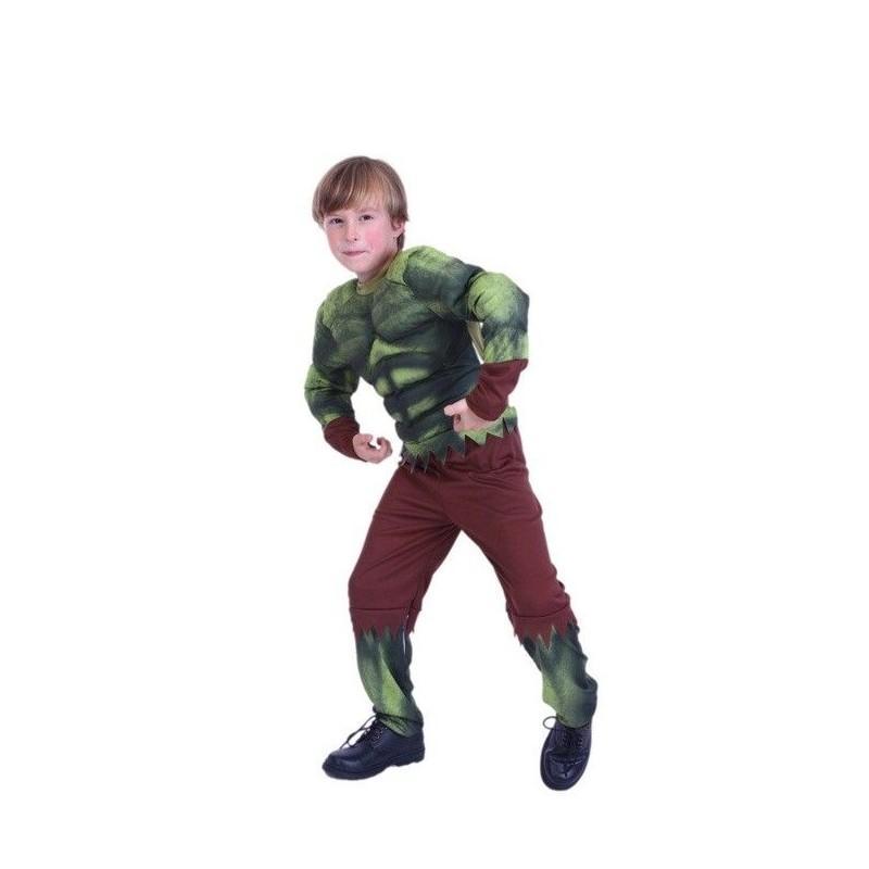 Disfraz Monstruo Verde