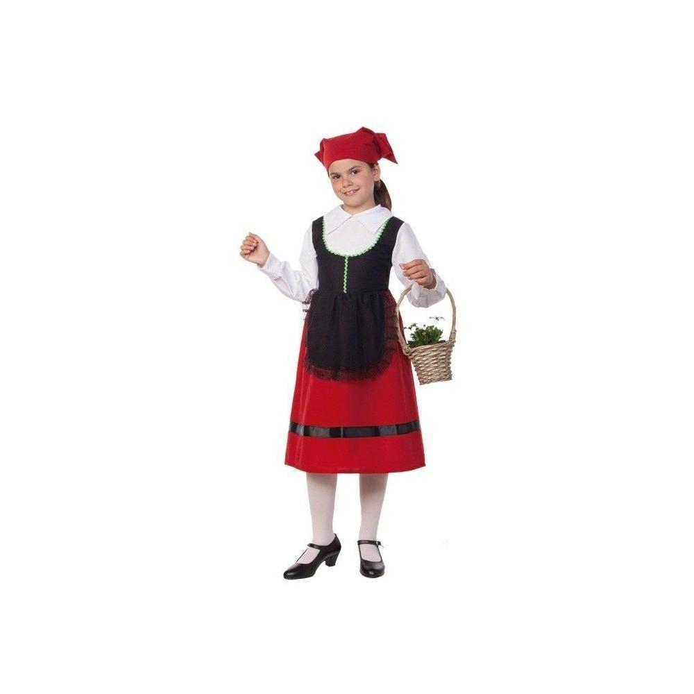 Disfraz de pastora para ni a disfraces navidad - Disfraces para ninos de navidad ...