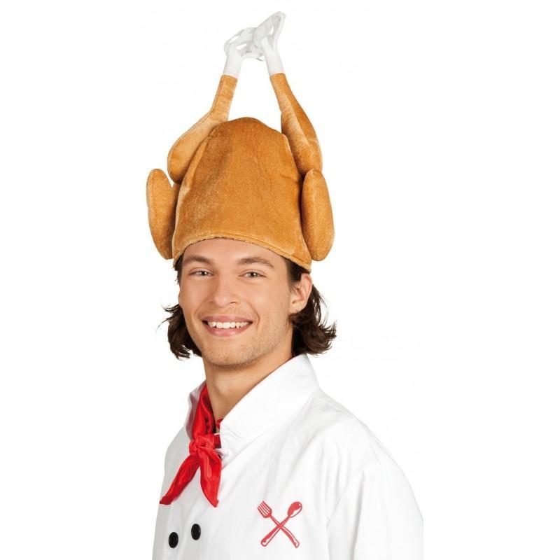 Sombrero de Pollo Frito