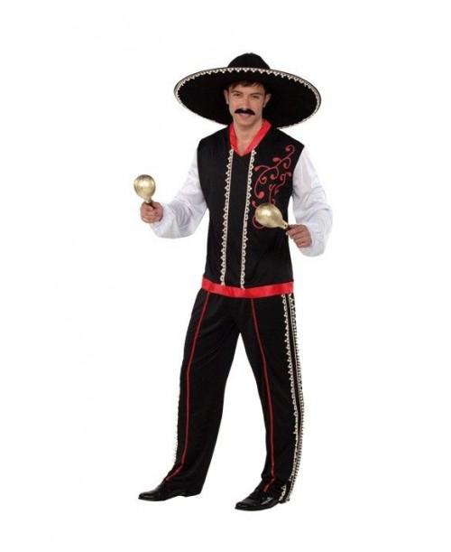 Disfraz de Mexicano