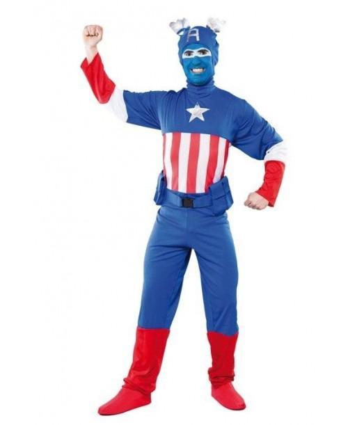 Disfraz de Capitán Azul