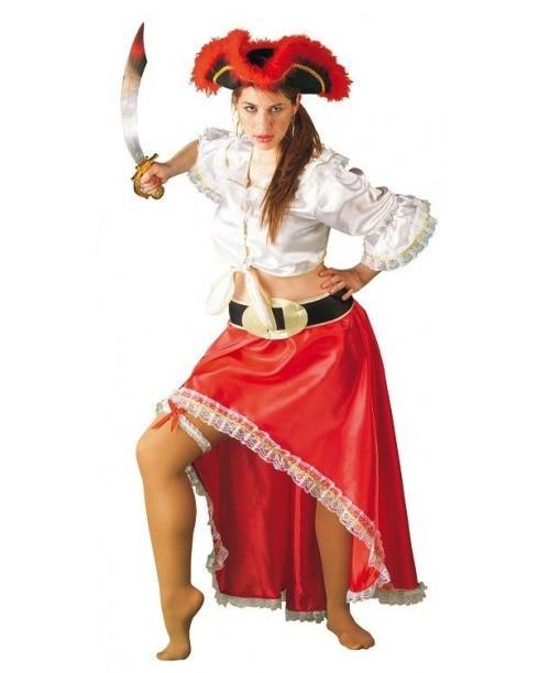 Disfraz de Zingara Roja