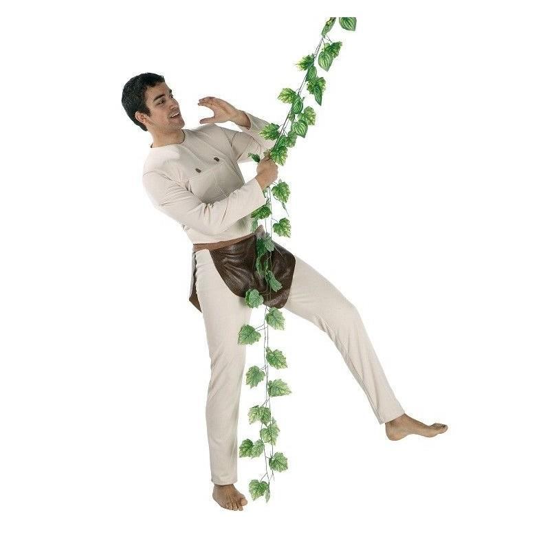Disfraz de Adan- Tarzan