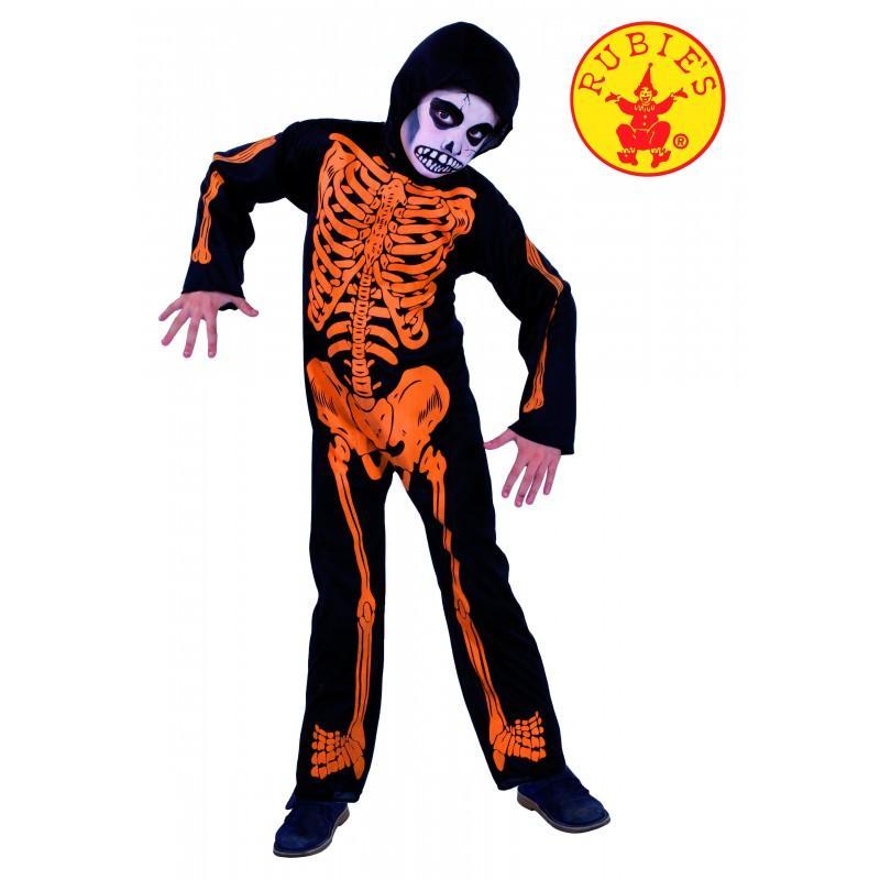 Disfraz Esqueleto 3D infantil