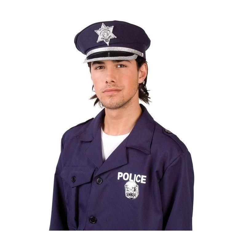 Sombrero oficial de Policia