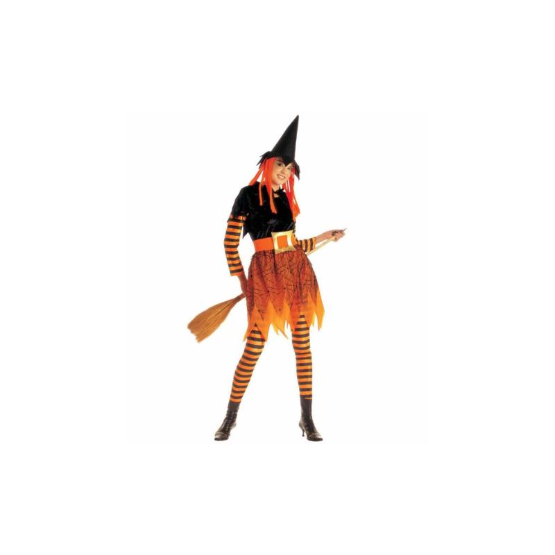 Disfraz de Bruja Funky