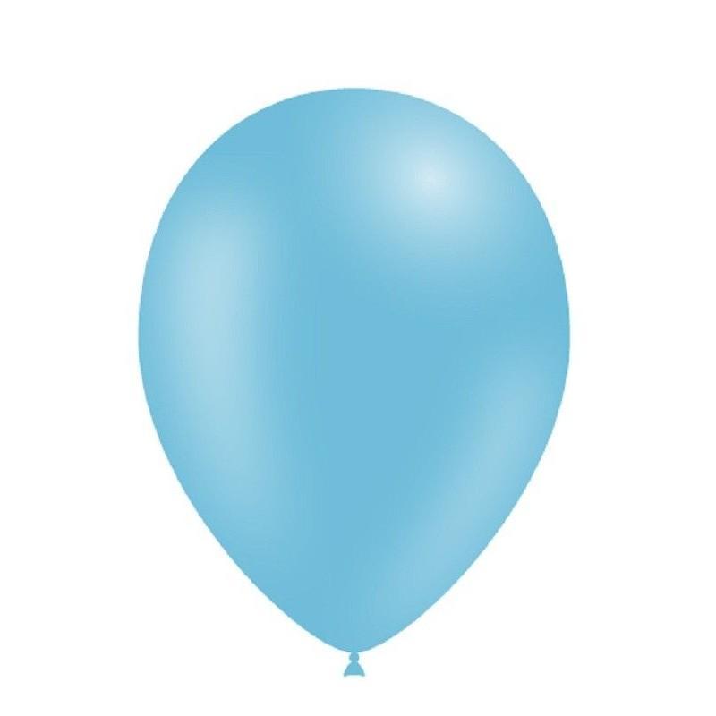 Globo Azul (Bolsa 100 globos)
