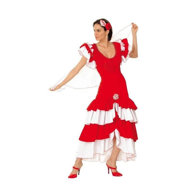 Disfraz de Andaluza