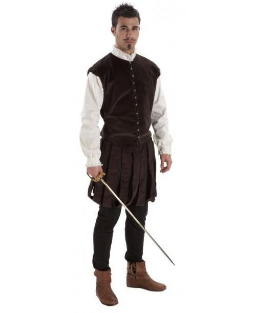 Disfraz de Noble