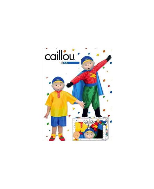 Disfraz de Caillou (2 disfraces)