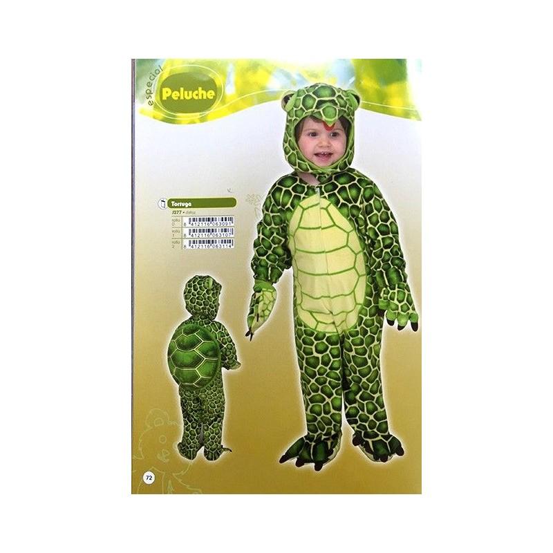 Disfraz de Tortuga para Bebés