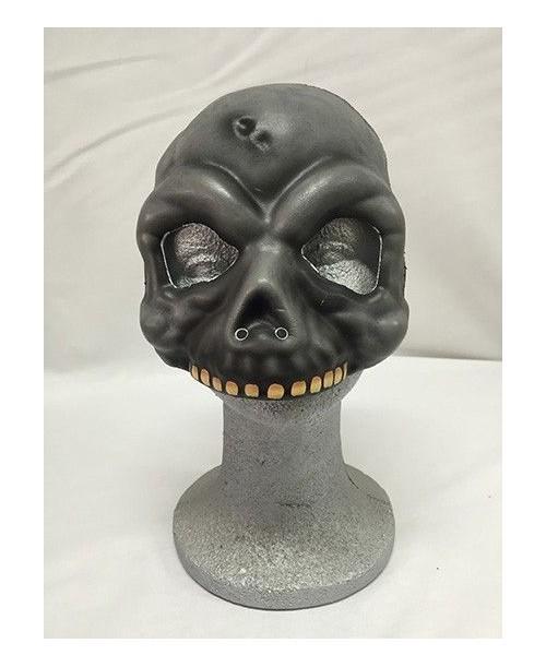 Máscara de Calavera Gris
