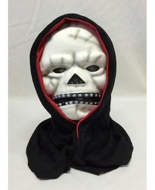 Máscara Calavera Cubierta