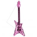 Guitarra Rock Inflable