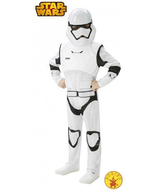 Disfraz de Stormtrooper de Luxe Star Wars  Para Niño
