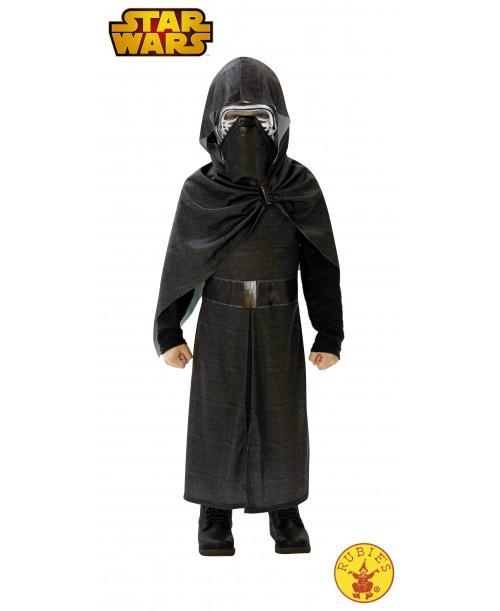 Disfraz Kylo Ren Star Wars  Deluxe para niños