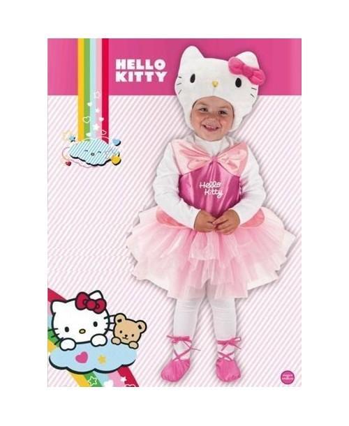 Disfraz de Hello Kitty Bailarina en Caja