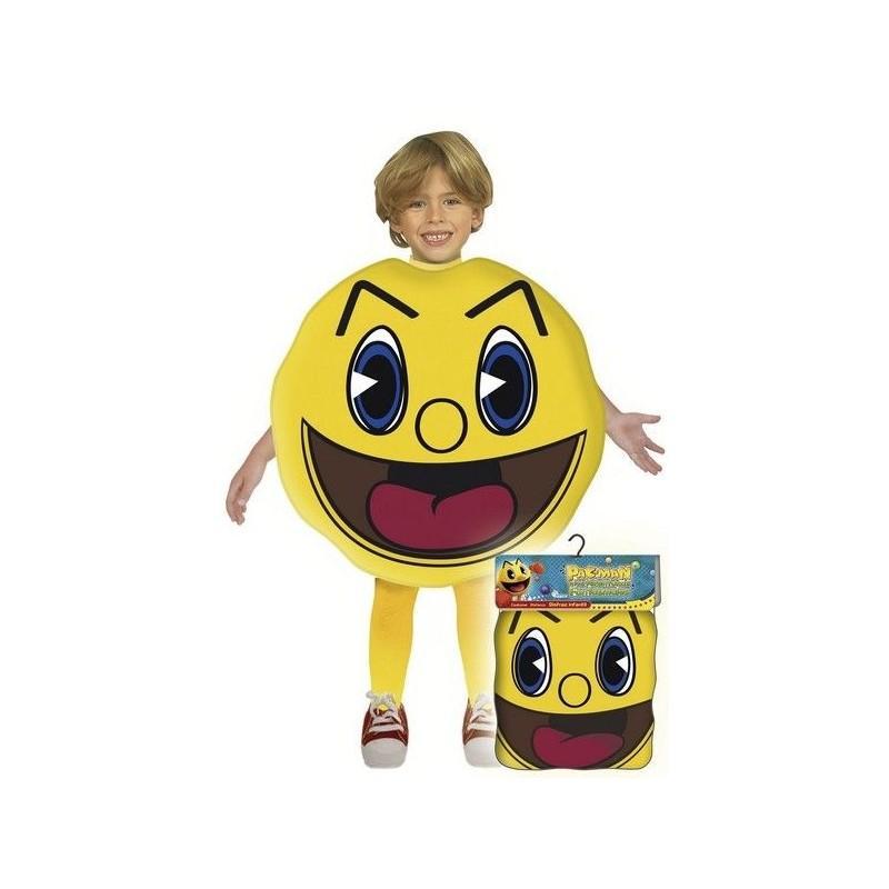 Disfraz Pac-Man