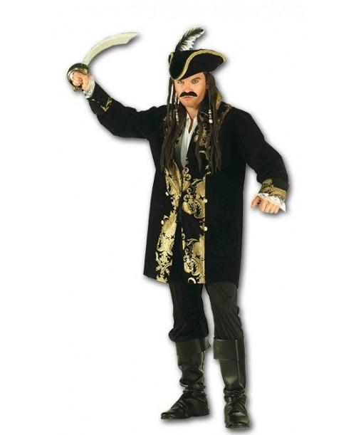 Disfraz Pirata de los Siete Mares Adulto
