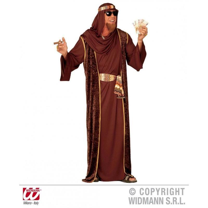 Disfraz de Jeque Árabe